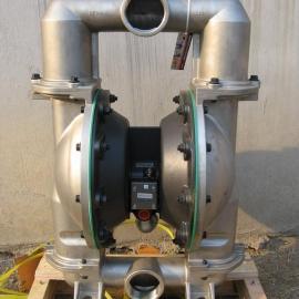 美国ARO英格索兰气动隔膜泵 316不锈钢材质