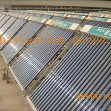 四季沐歌太阳能热水工程案例