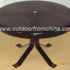 环保钢制桌子,休闲桌子,高档桌子