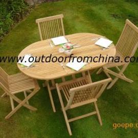 户外休闲桌椅,樟木桌椅,户外家具