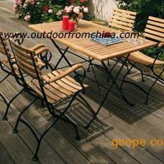 简约桌椅,户外休闲桌椅,户外家具