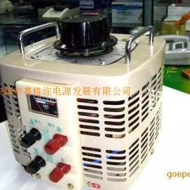 单相调压器,接触式交流调压器,老化测试用调压器,