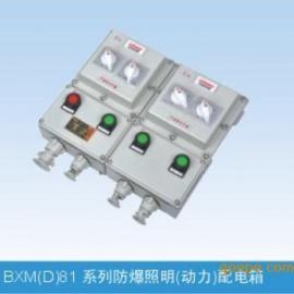 BXM(D)81防爆�恿ε潆�箱