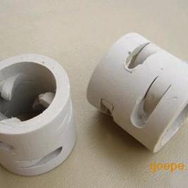 填料陶瓷鲍尔环、陶瓷鲍尔环填料