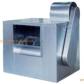 下排式厨房抽油烟柜式风机安装工程