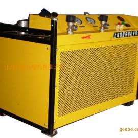 CNG汽车管路检测高压空气压缩机