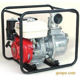 原装进口本田动力汽油机4寸水泵WP40HX
