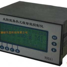 太阳能热水工程kong制仪-液晶