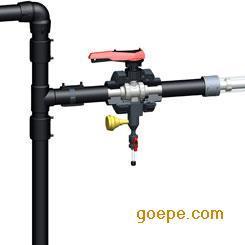 瑞士+GF+ PP-H管cai管件