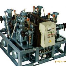 燃气管道试压检测空气压缩机