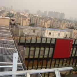 锦江之星连锁酒店太阳能热水系统
