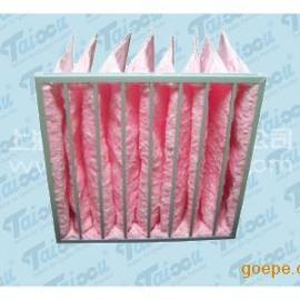 玻纤袋式空气过滤器中效过滤网