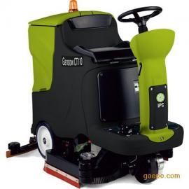 CT110BT60/70/85驾驶式全自动洗地机