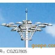 30米高杆灯安装