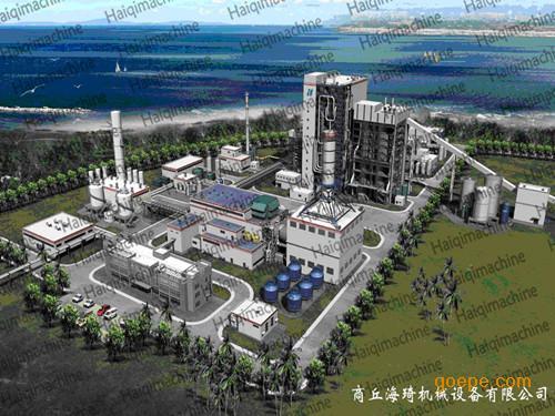 新能源发电站