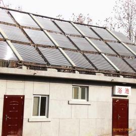 太阳能热泵采暖洗浴两用热水器
