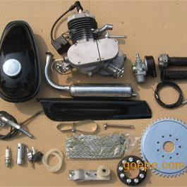 自行车发动机总成,摩托车