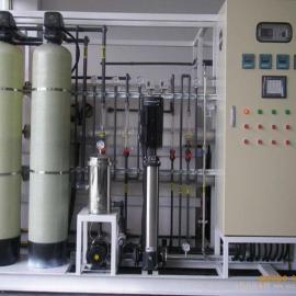 二级反渗透+EDI超纯水设备+抛光混床