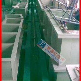 电镀生产设备 电镀生产线 PP电镀槽