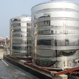 太阳能工程用不锈钢水箱|威乐水泵