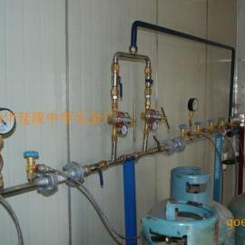 二氧化碳电加热汇流排