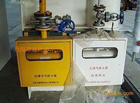 丙烷接头箱