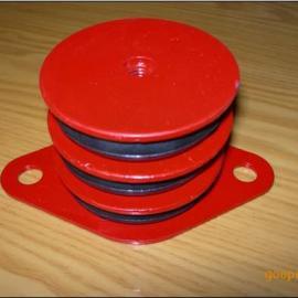 空压机减震器 多层橡胶降噪减震器 矿车碰头胶阻燃三方检测