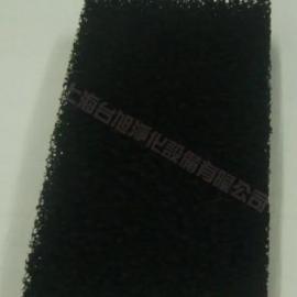 活性炭发泡棉、黑色过滤棉