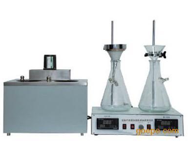 石油产品和添加剂机械杂质测定仪