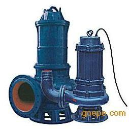潜水排污泵WQ100-110-10-5.5