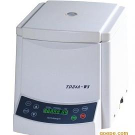 TDZ4A-WS低速自动平衡离心机/台式低速离心机