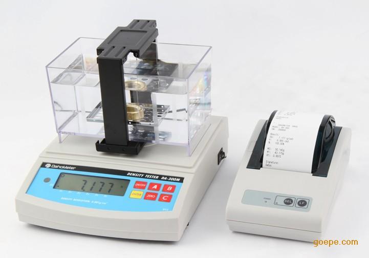 经济型磁性材料密度计DA-300M