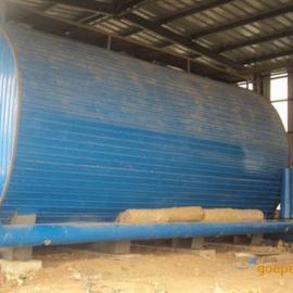 固态沥青熔化设备(沥青熔化罐)