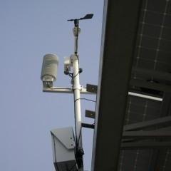 分布式发电系统环境气象监测站