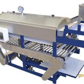 大型蒸汽凉皮机凉皮生产机器