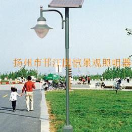 太阳能庭院灯计算