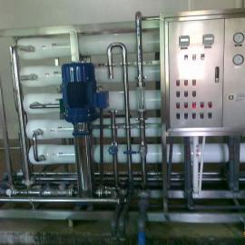 全不锈钢erji反渗透医yao纯化水设备