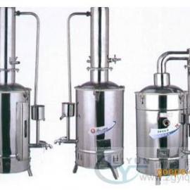 电热蒸馏水器 实验室不锈钢电热蒸馏水器 优质蒸馏水器批发