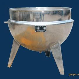全钢立式蒸汽夹层锅