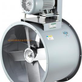 KT40耐高温外置式铝合金风叶管道轴流通风机