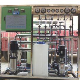 反渗透纯水装置 制药行业用二级反渗透纯化水设备
