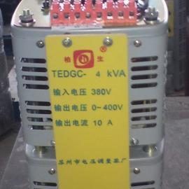 单相380V调压器