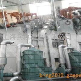 抛光系统湿式除尘器