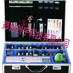 多gong能食品安全检测yi、食品安全检测箱、食品检测箱