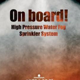 供应瑞典ULTRA-FOG高压细水雾消防系统