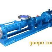 G型螺杆泵/B型螺杆泵