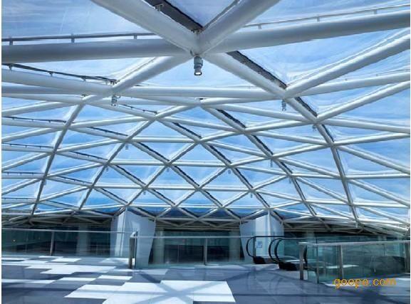 ETFE膜,透明膜,水立方,ETFE气枕,高透光膜
