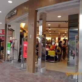 高科技超市防盗安全门,宽门距服装防盗门,优质商场防盗检测门