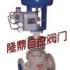 ZJHP/ZMAP气动波纹管密封单座调节阀