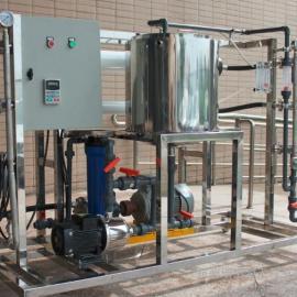 中试管式膜实验设备